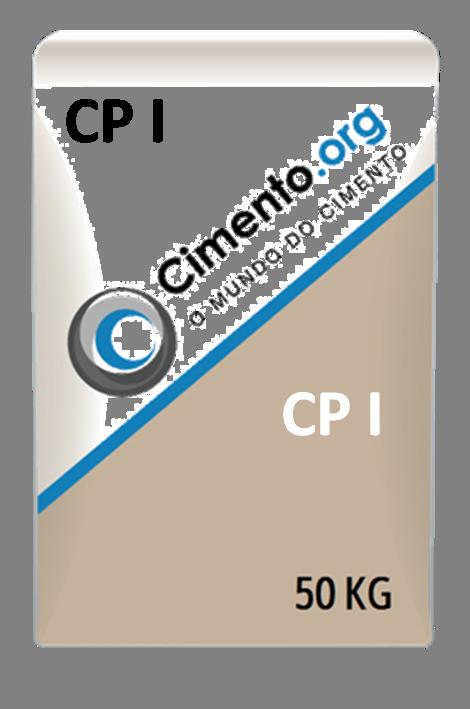 Cimento Tipo CP I