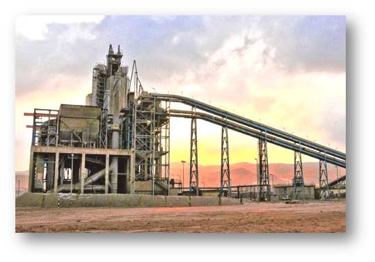 Vendas de Cimento no Brasil em 2012: Um bom começo!
