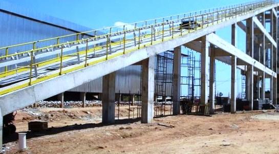 CE – Nova moagem de cimento entra em operação ainda este mês.