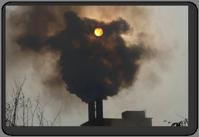 China: Poluição pode afetar também o setor cimenteiro.