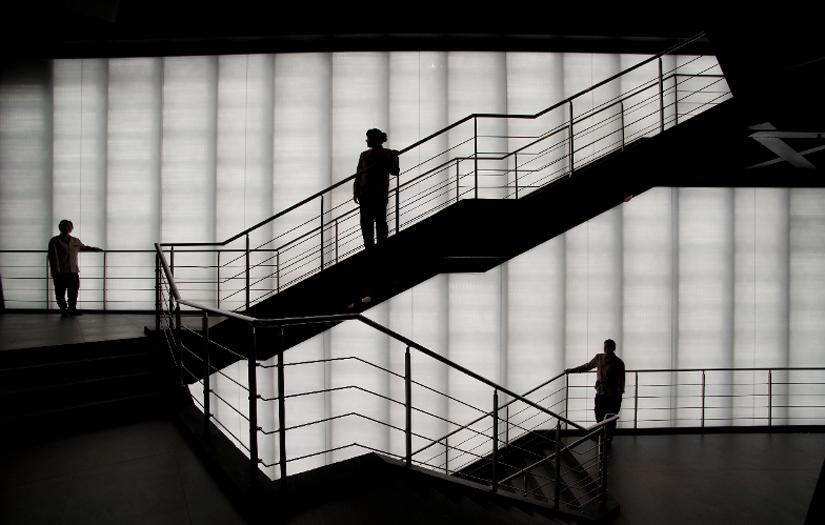 """Arquitetos italianos criam """"cimento transparente"""""""