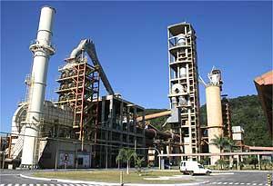 Venda de cimento no Brasil: Crescimento de quase 10% em Outubro.