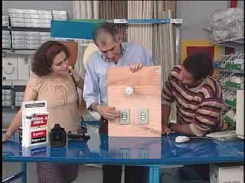 Mãos à Obra – programa 26 – Instalações Elétricas Fiação e Aparelhos (parte 2)