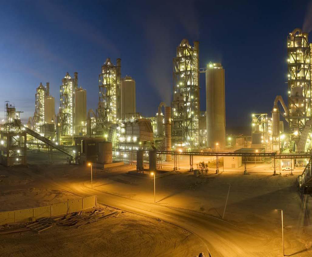Cimento no Brasil:  Cresce 8,7% no 1º Bimestre 2014.