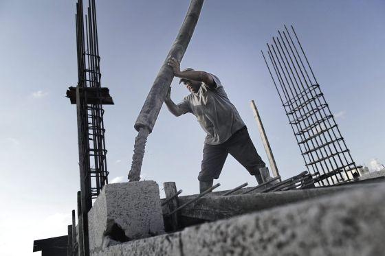 Espanha: Consumo de cimento será o mesmo de 1962.