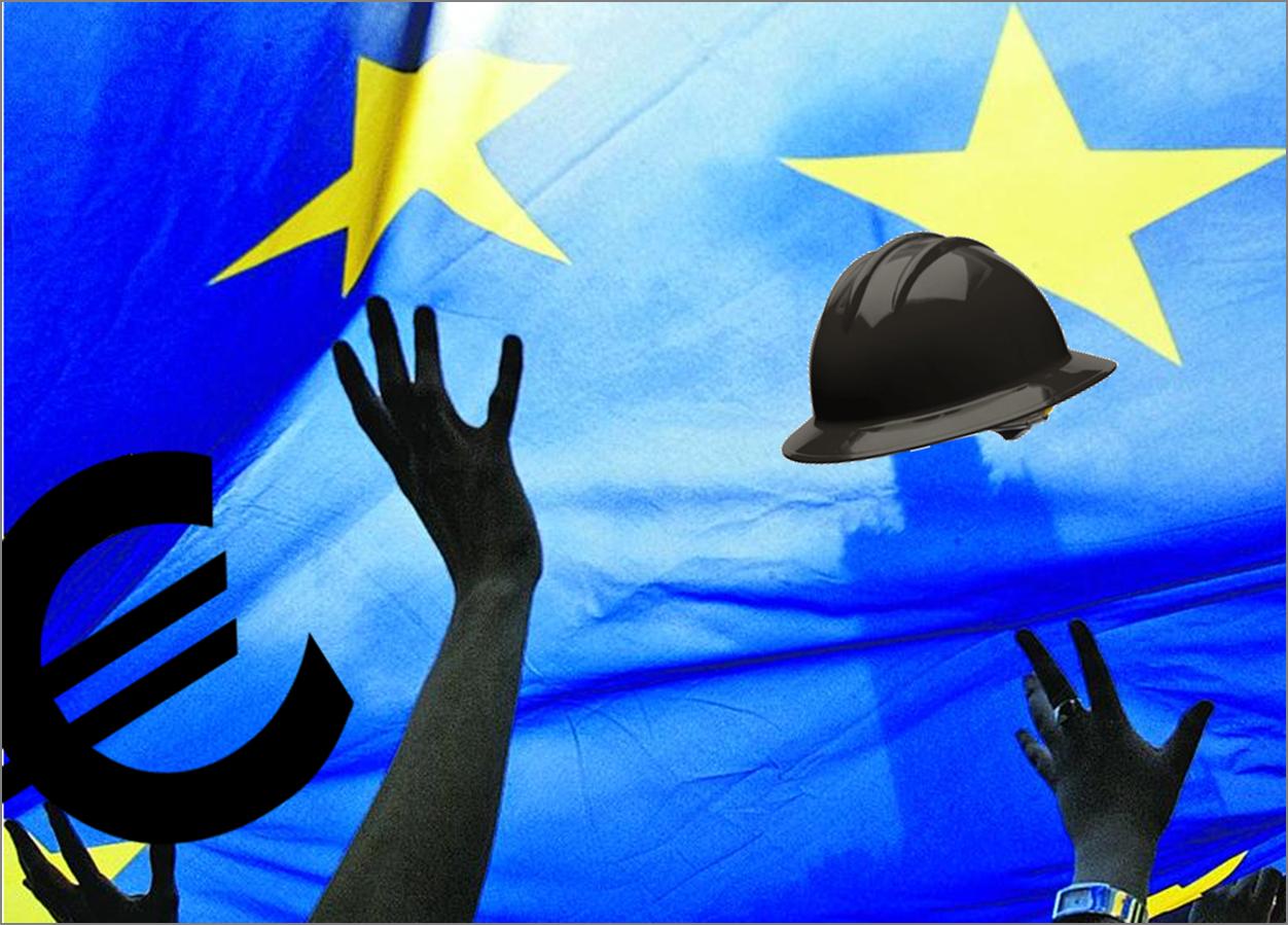 Construção caiu 1,8% na Zona do Euro.