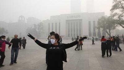 China volta a suspender produção de cimento
