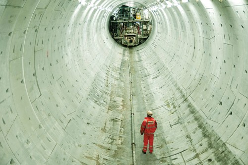 UK's largest SFRC segmental tunnel lining Read more at: http://unps.co.uk/innovations/