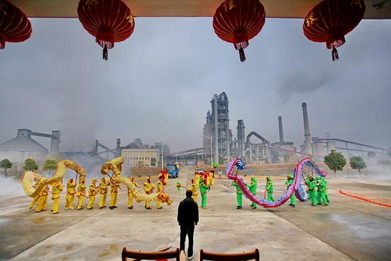 Maior produtor de cimento da China tem queda nos lucros