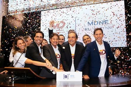 Moura Dubeux abre capital na Bolsa