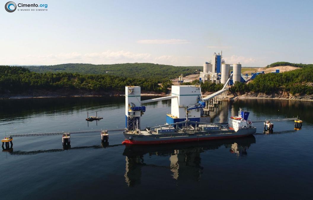 Votoratim negocia compra planta cimento em Quebec